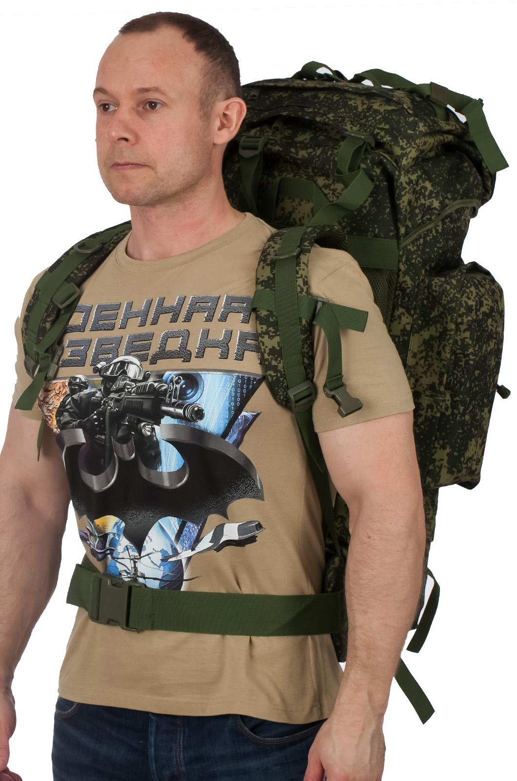 Тактические рюкзаки в камуфляже Русская цифра
