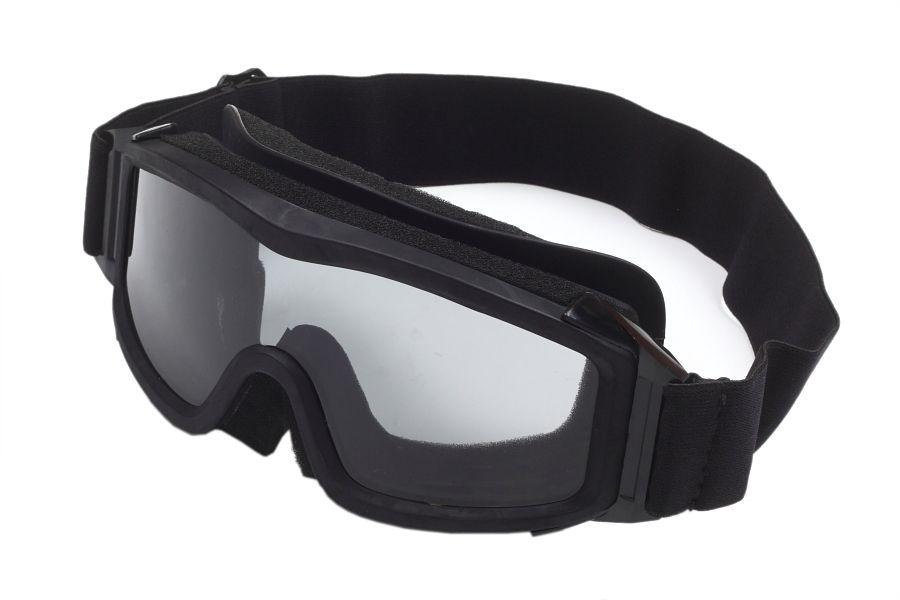 Тактические очки Гром чёрные