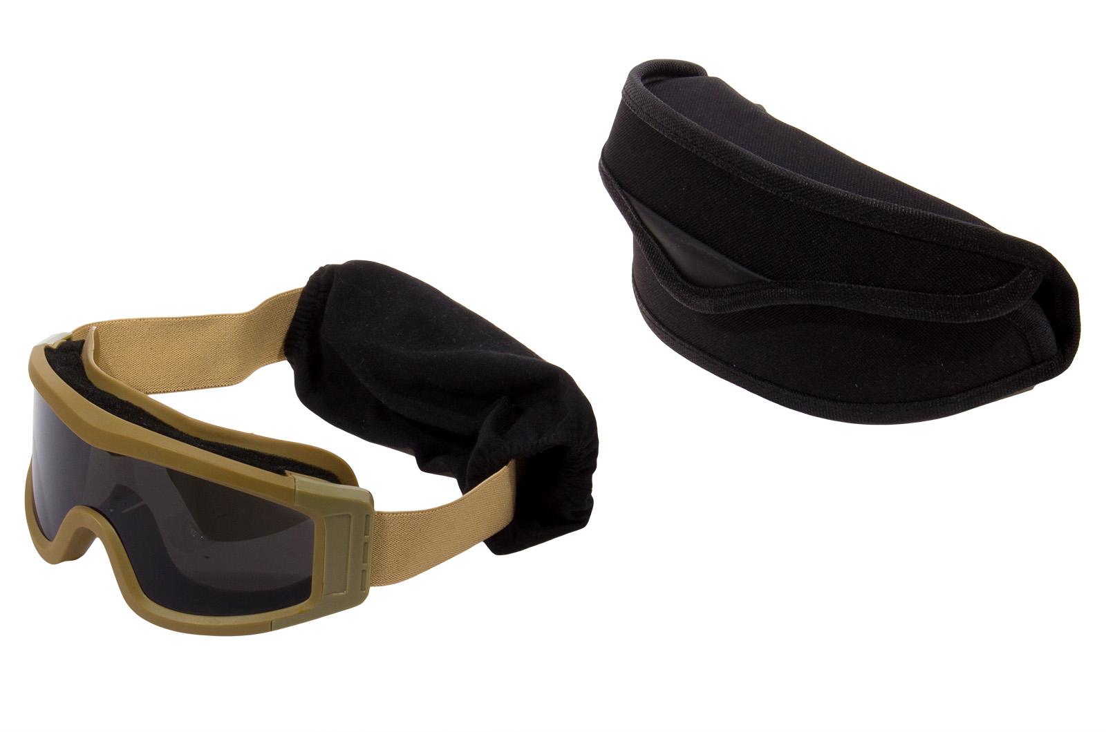Заказать тактические очки со сменными линзами