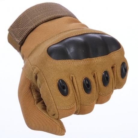 Тактические перчатки полнопалые