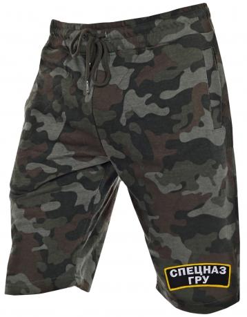 Тактические шорты-камуфляж Спецназа ГРУ