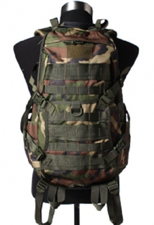 Тактический армейский рюкзак французский камуфляж