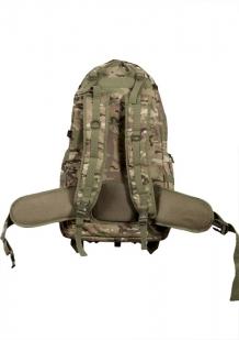Тактический рюкзак TriZip MOLLE камуфляж Multicam