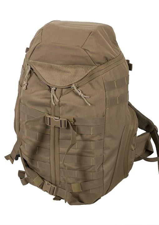 Тактический рюкзак TriZip MOLLE с питьевой системой