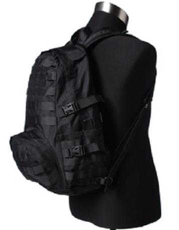 Тактический рюкзак Warthog черный