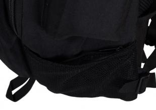 Тактический военный рюкзак черный