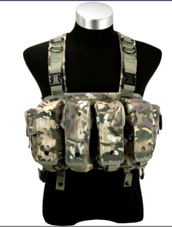 Тактический жилет Rig Vest камуфляж Multicam