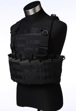 Тактический жилет SWAT Black