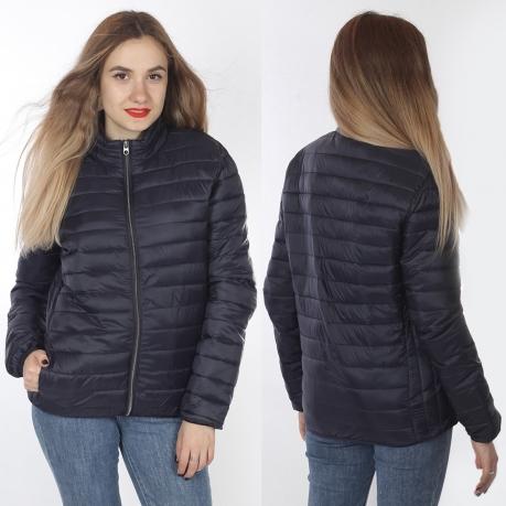 Темная демисезонная куртка от бренда J. HART & BROS