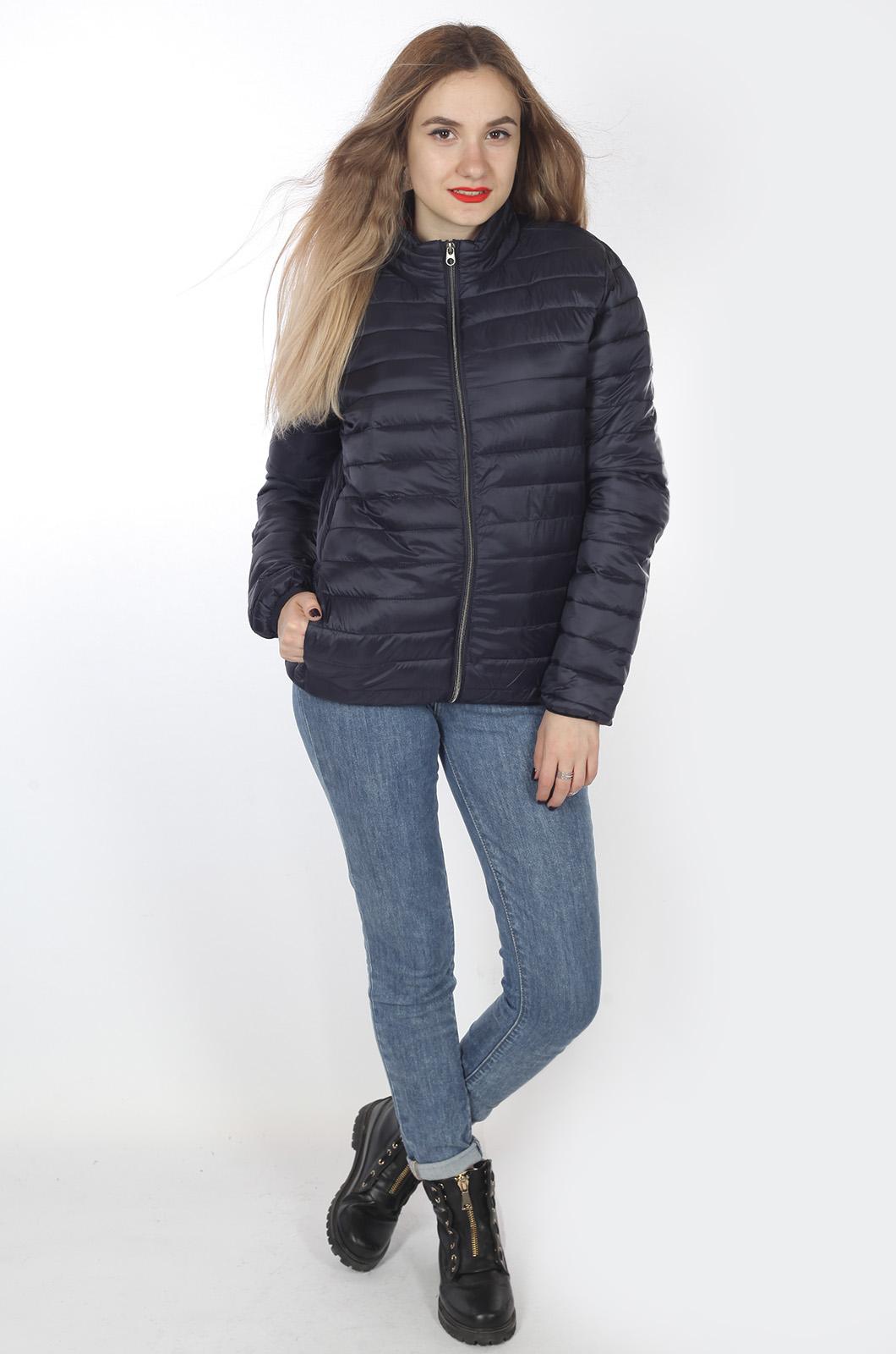 Темная демисезонная куртка от бренда J. HART & BROS - заказать онлайн
