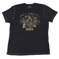 Темная футболка от Banana Republic