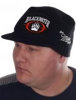 Тёплая мужская кепка с эмблемой частной армии США - Blackwater. Фирменное качество от Miller Way, низкая цена и быстрая доставка от интернет магазина Военпро