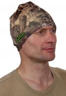 Тёплая мужская шапочка камуфляжа Realtree