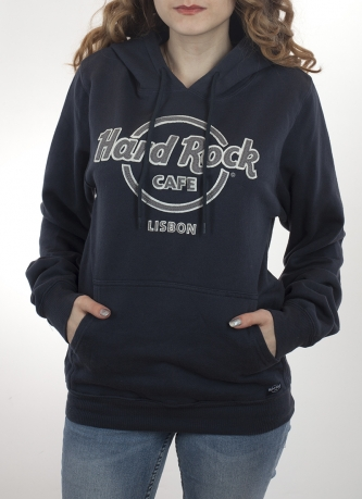 Премьера сезона! Теплая женская толстовка кенгурушка Hard Rock Cafe. Модный минимализм для современной и стильной. Не усложняй, покупай!