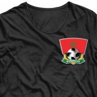 Термонаклейка на футболку сборной Марокко