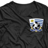 Термонаклейка на одежду Уругвай
