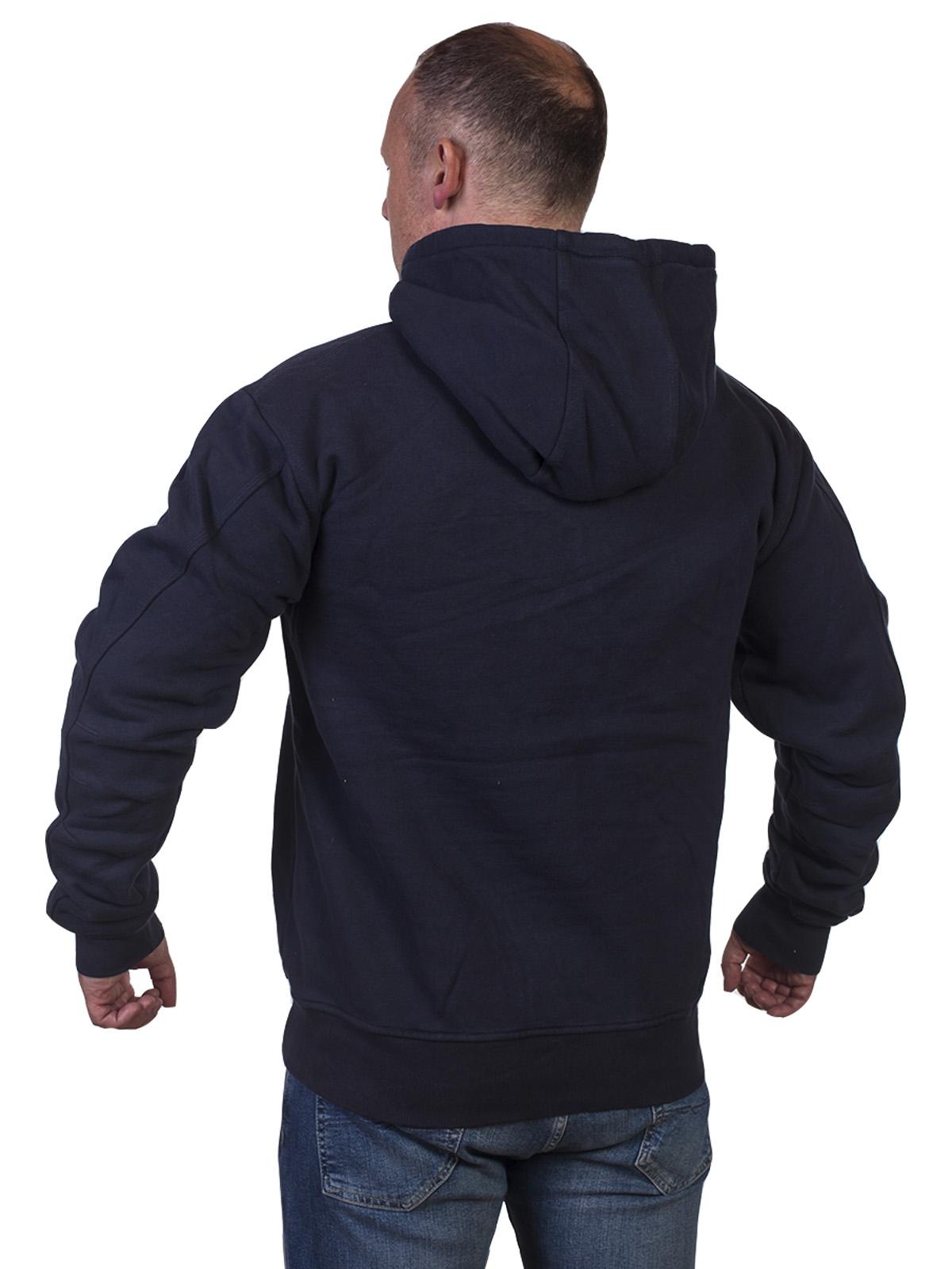 Купить в интернет магазине мужскую толстовку большого размера
