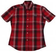 Молодежная яркая рубашка от SMC для летнего периода