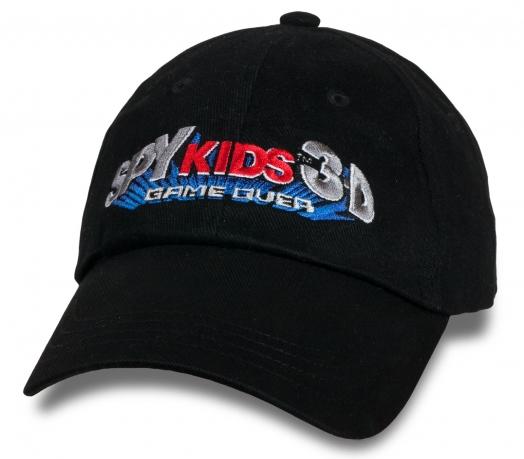Трендовая кепка-бейсболка Spy Kids.