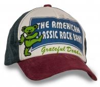 Трендовая кепка Grateful Dead.