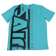 Трендовая спортивная футболка от Skydive® для активных мужчин