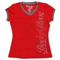 Трендовая женская футболка от Body Glove® для активного отдыха
