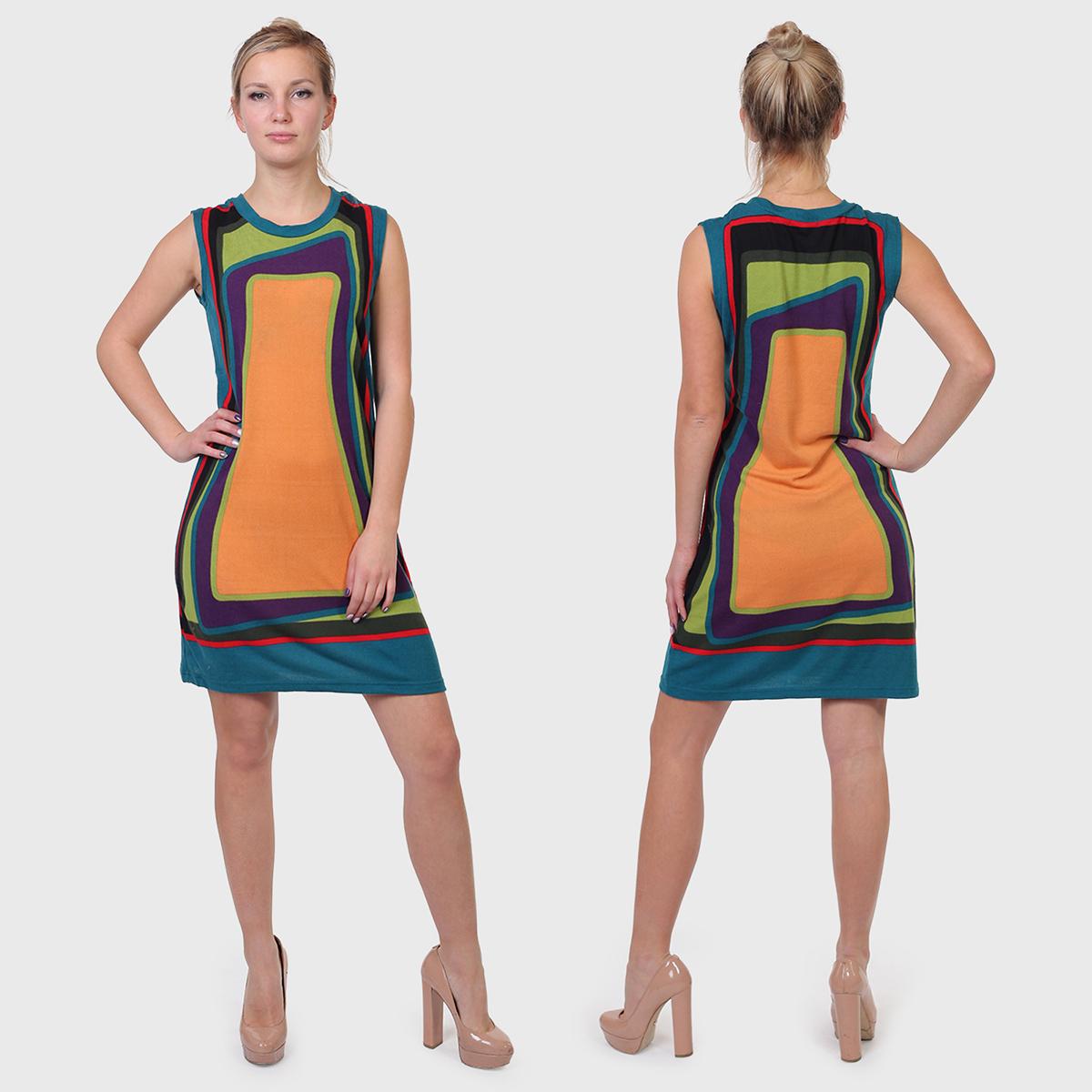 Трикотажное платье Smart Concept.