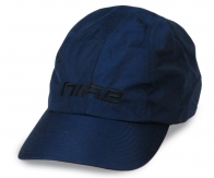 Модная синяя кепка с фирменной вышивкой-логотипом. Демисезонный аксессуар под джинсы, бриджи, шорты и другую одежду. Есть регулятор размера – перед покупкой мерить не обязательно!