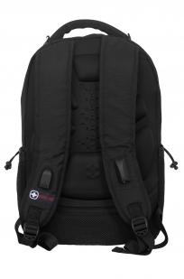 Универсальный черный ранец-рюкзак МВД - заказать выгодно