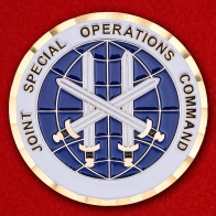 US Joint Special Operations Command Enduring Freedom Challenge Coin