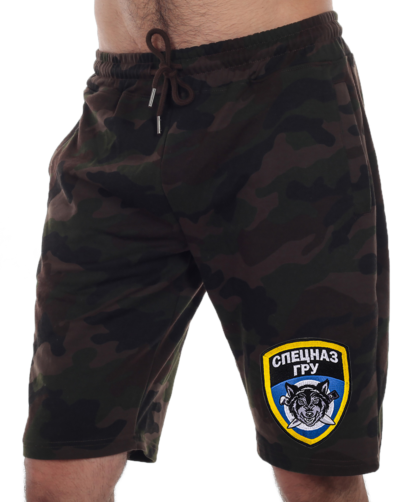 Купить в военторге Военпро уставные военные шорты Спецназа ГРУ