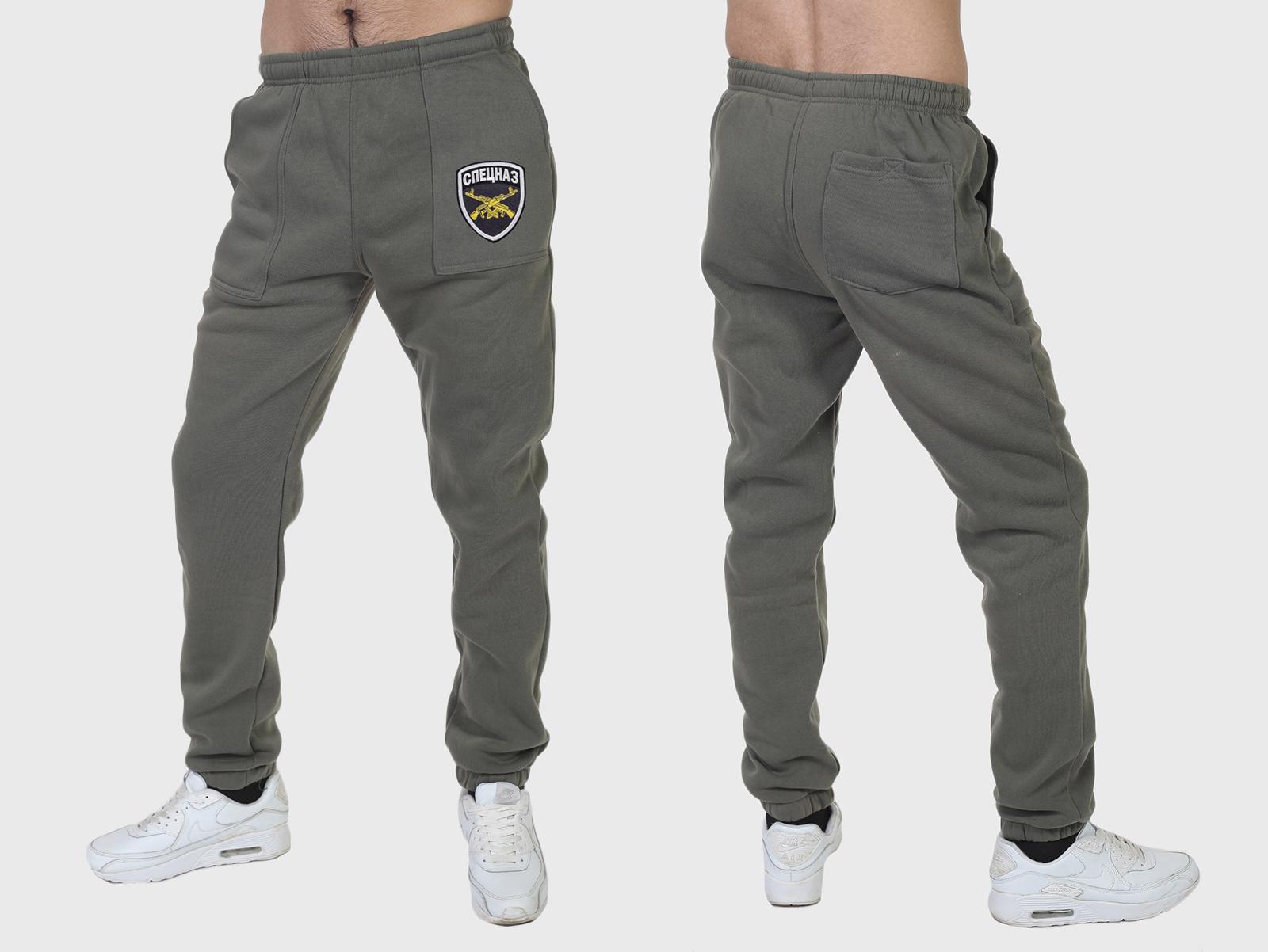 """Утепленные мужские спортивные штаны """"Спецназ"""""""