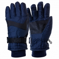 Утепленный перчатки на тинсулейте и флисе
