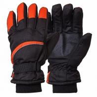 Ветрозащитные перчатки для зимнего спорта (на флисе)