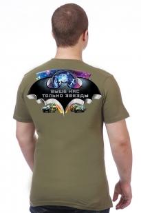 """Купить военную футболку """"Разведка"""""""