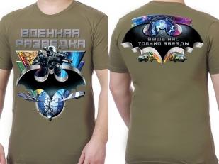 """Заказать военные футболки """"Разведка"""""""