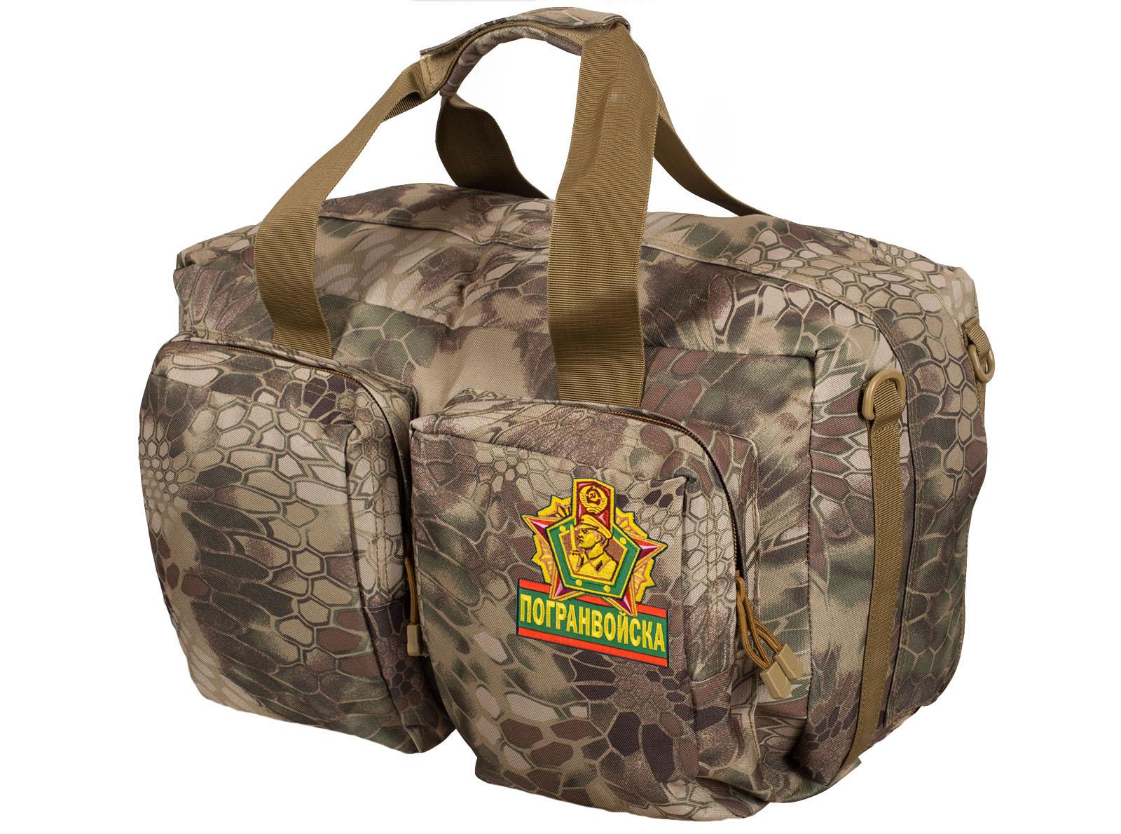 Военная сумка для походов Погранвойск - купить онлайн