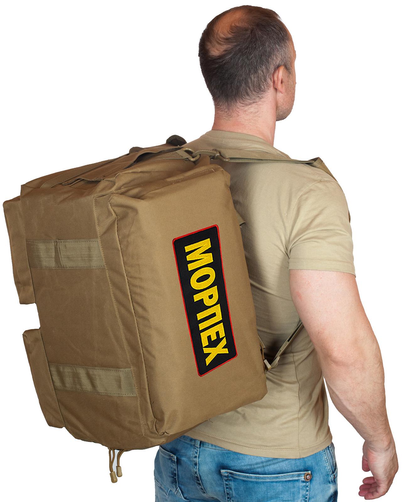 Тактическая сумка Морпеха – проверенное снаряжение