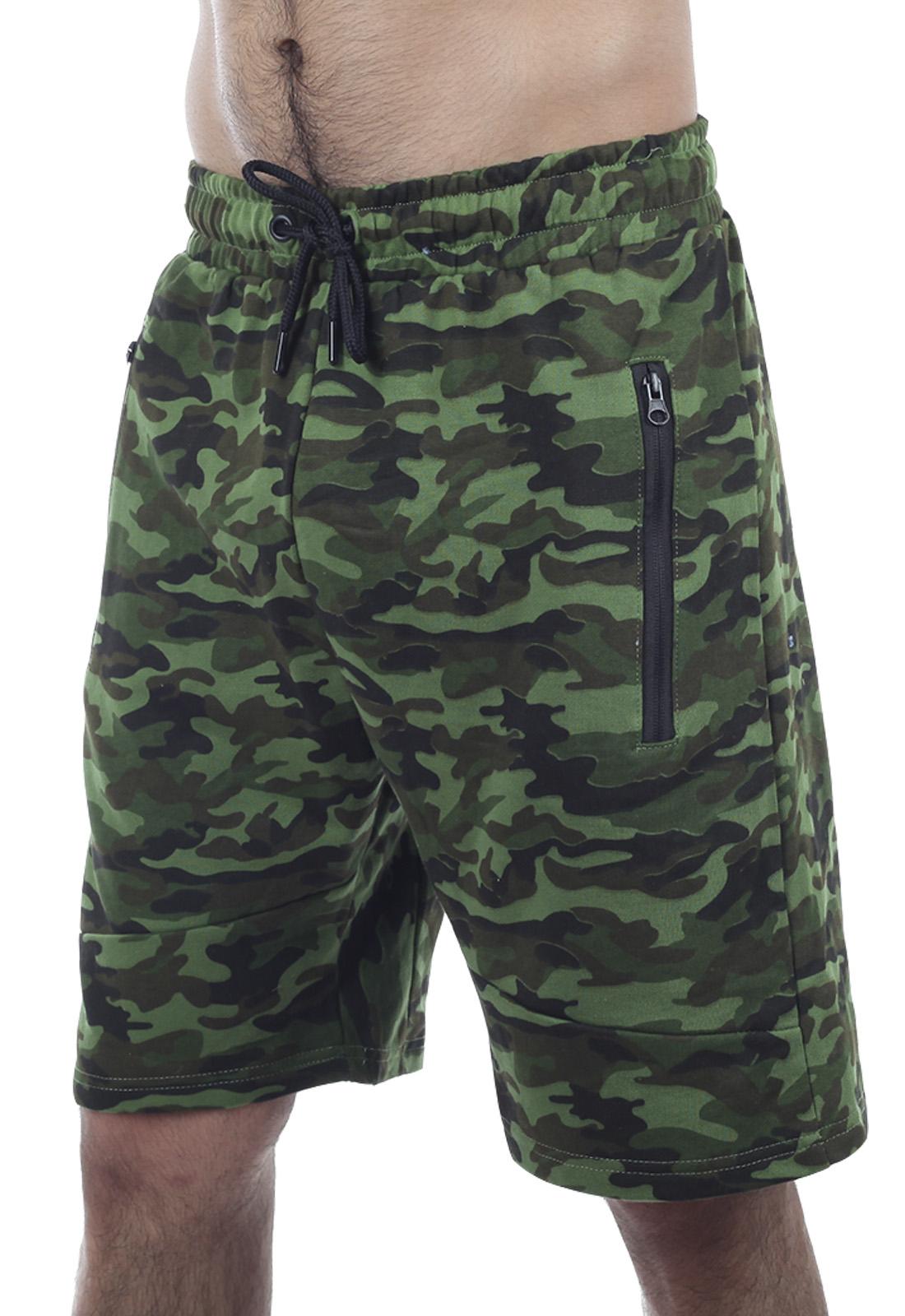 Купить в интернет магазине мужские военные шорты