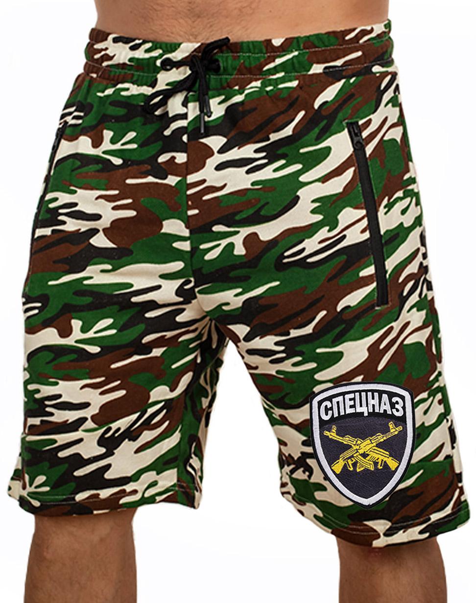 Купить военные шорты Спецназа оптом и в розницу в военторге Военпро