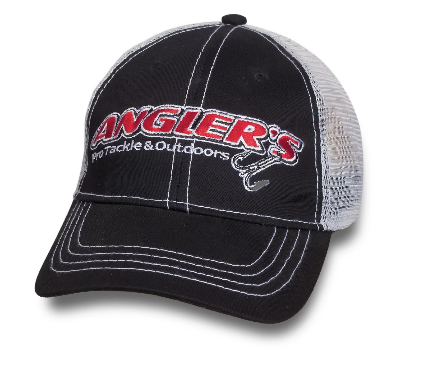 Заказать воздушную кепку рыбаку от ANGLER'S по демократической цене