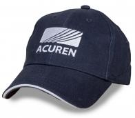 ВСТРЕЧАЙ ЛЕТО СТИЛЬНО! Модная бейсболка с надписью Acuren надежно защитит от зноя. Гарантия комфорта 100%