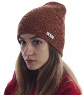 Вязаная шапка от Neff. Для девушек, ценящих комфорт и практичность