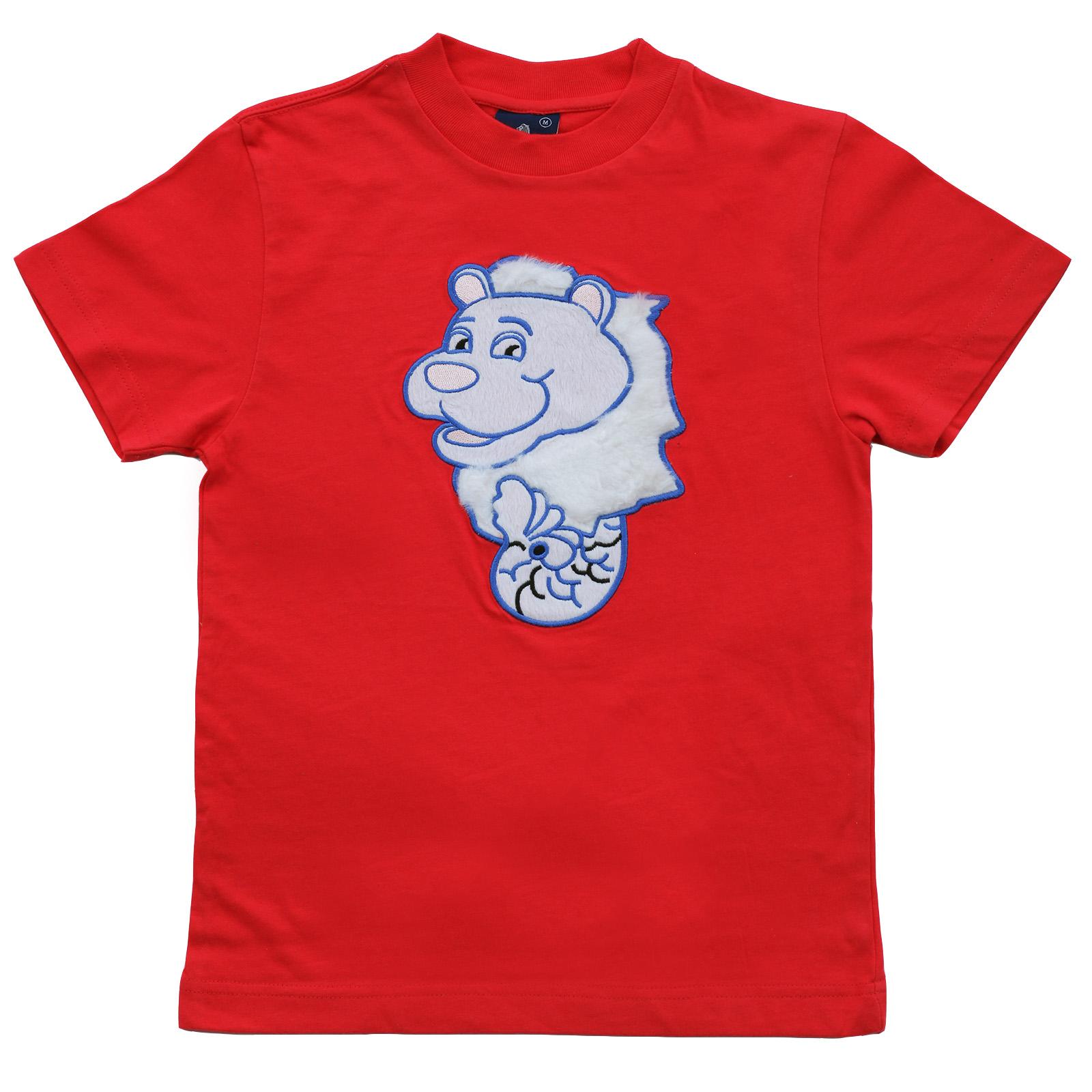 Купить яркую детскую футболку от Merlion's Choise®  по низкой цене