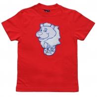 Яркая детская футболка от Merlion's Choise®
