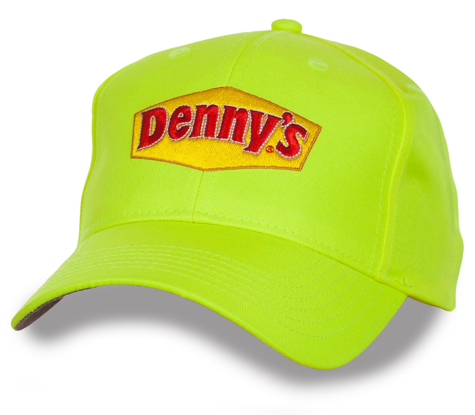 Купить яркую летнюю бейсболку DENNY'S® по оптимальной цене