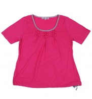 Яркая женская футболка от бренда Mega Haosy®