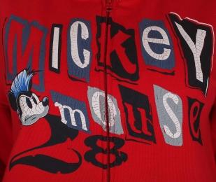 Яркое женское кенгуру Disney® Mickey Mouse (США) - принт спереди