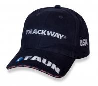 Зачетная темная бейсболка Trackway