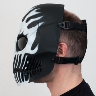 Заказать защитную маску для пейнтбола